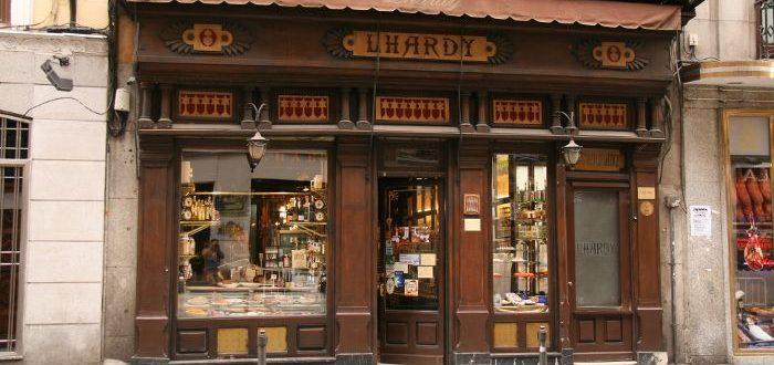 Restaurante-Lhardy-Fachada