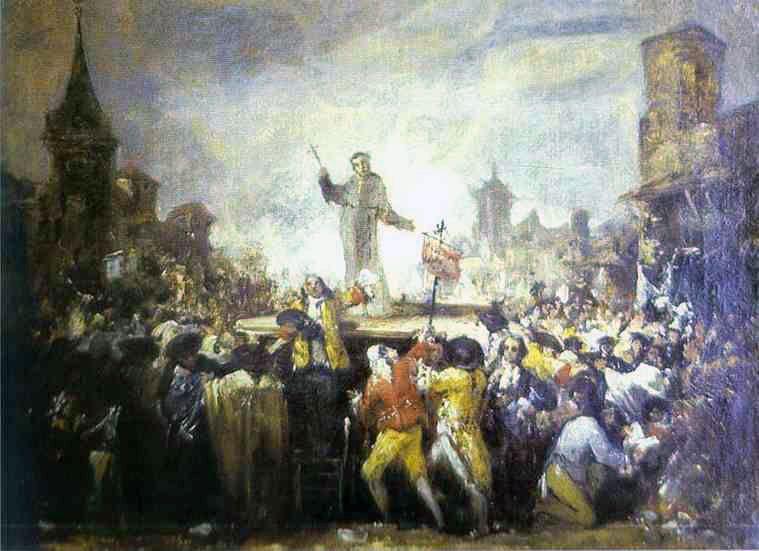 rebellion of esquilache