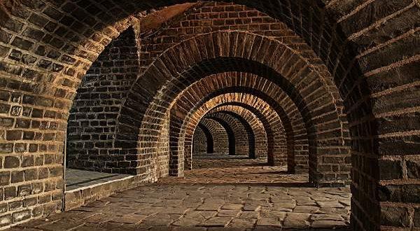 Túneles y pasadizos Madrid