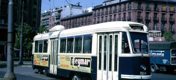The Tram of Madrid