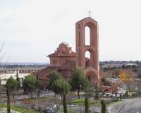 Santa María de Caná Church - Picture taken by Luis García