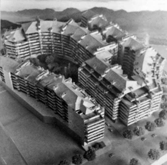 Architecture Fernando Higueras
