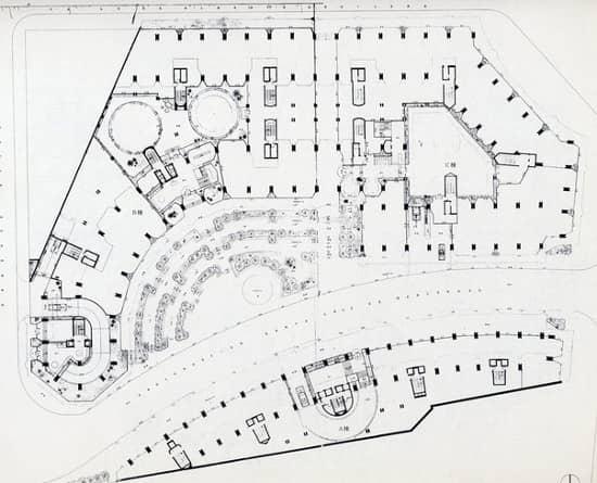 plan Princesa Building