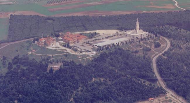 Cerro de los Ángeles - Centro de España