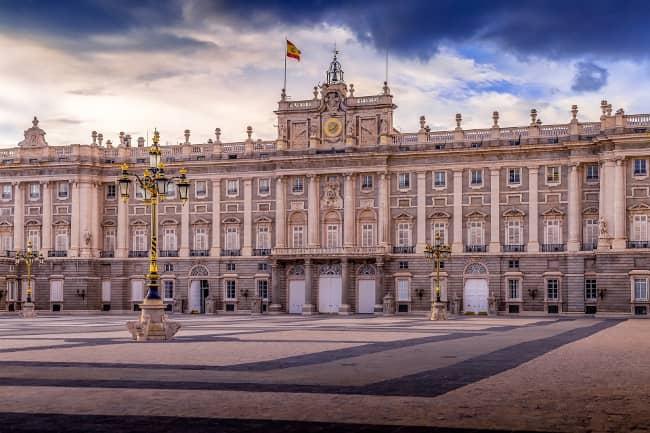 Best free tour Madrid- Madrid old city