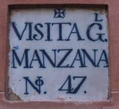Visita G Manzana 47