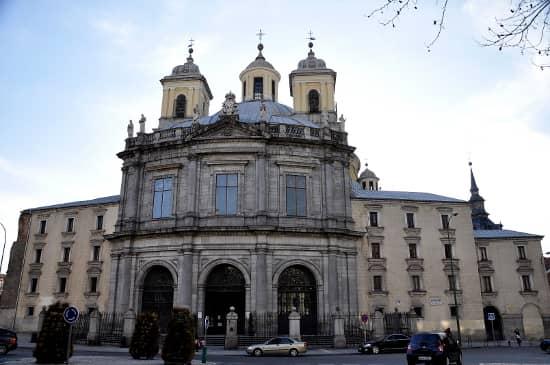 Basílica San Francisco el Grande fachada